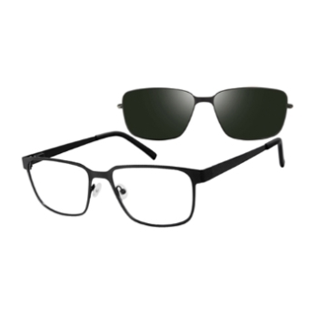 Revolution w/Magnetic Clip Ons Orono w/Magnetic Clip-on Eyeglasses