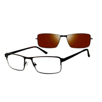 Revolution w/Magnetic Clip Ons Modesto w/Magnetic Clip-on Eyeglasses