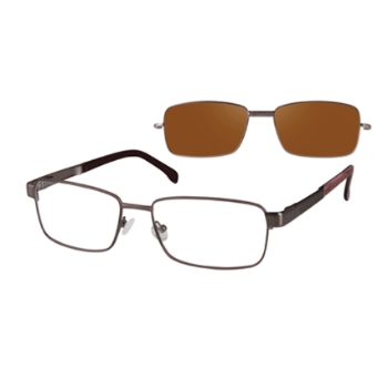 Revolution w/Magnetic Clip Ons REV794 w/Magnetic Clip-on Eyeglasses