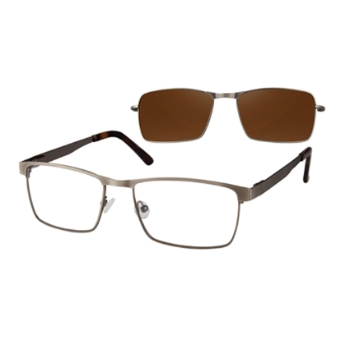 Revolution w/Magnetic Clip Ons REV796 w/Magnetic Clip-on Eyeglasses
