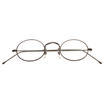 Savile Row Algha Oval Eyeglasses