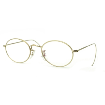 Savile Row 18KT Orford (Cable Temples) Eyeglasses