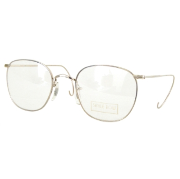 Savile Row 18KT Quadra (Cable Temples) Eyeglasses