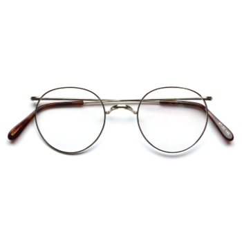 Savile Row 18kt Windsor Eyeglasses