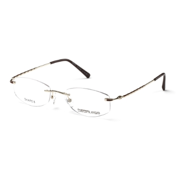 Seemless SMS-P01-0162 Eyeglasses