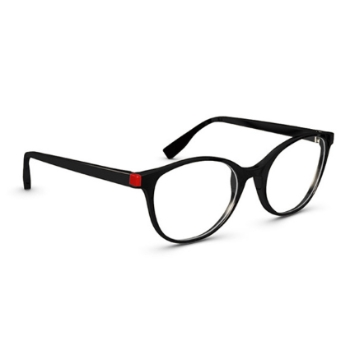 Simple Elvira Eyeglasses