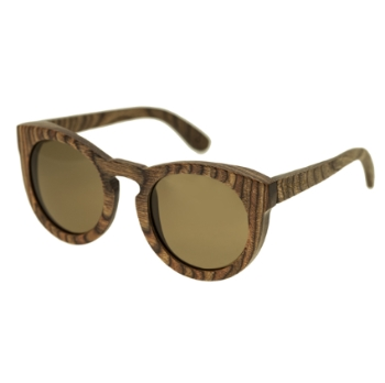 Spectrum Wood Flores Sunglasses