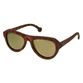 Spectrum Wood Keaulana Sunglasses