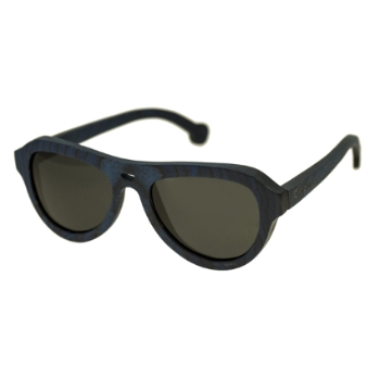 Spectrum Wood Machado Sunglasses