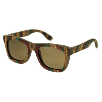 Spectrum Wood Moriarty Sunglasses