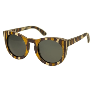Spectrum Wood Powers Sunglasses