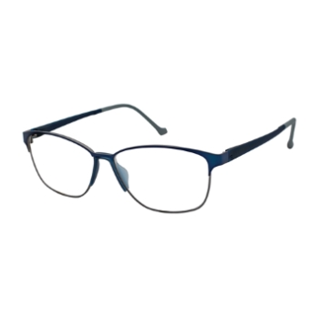 Stepper Stainless Steel 40125 STS Eyeglasses