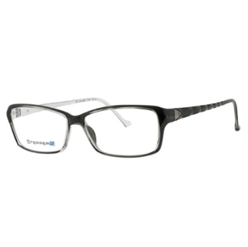 Stepper Stainless Steel 10033 STS Eyeglasses