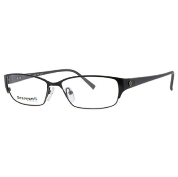 Stepper Stainless Steel 40028 STS Eyeglasses
