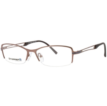 Stepper Stainless Steel 40036 STS Eyeglasses