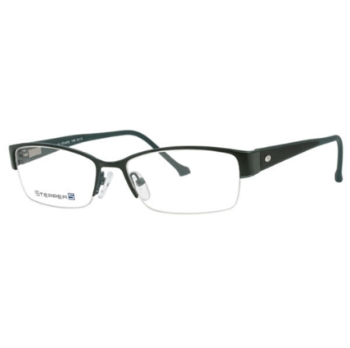 Stepper Stainless Steel 40052 STS Eyeglasses
