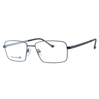 Stepper Stainless Steel 40058 STS Eyeglasses