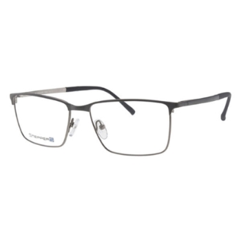Stepper Stainless Steel 40088 STS Eyeglasses