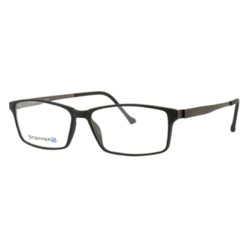Stepper Stainless Steel 10056 STS Eyeglasses