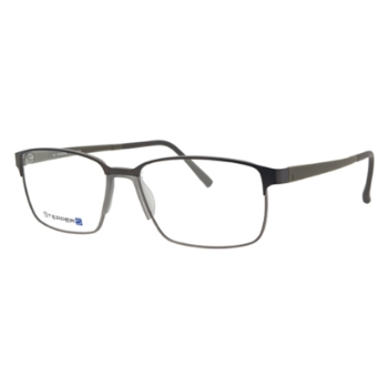 Stepper Stainless Steel 40108 STS Eyeglasses
