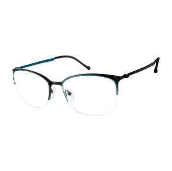 Stepper Stainless Steel 40132 STS Eyeglasses