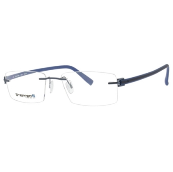 Stepper Stainless Steel 71798 STS Eyeglasses