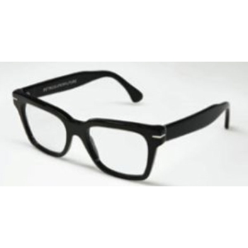 Super America Black/Black 615 Eyeglasses