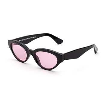 Super Drew IDST OHM Black Pink Sunglasses
