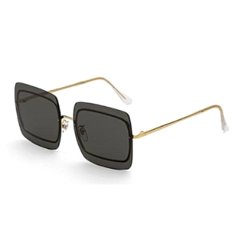 Super Gia I3XV 1SA Black Sunglasses