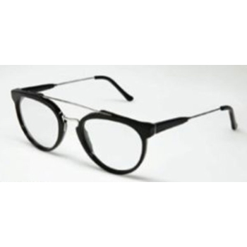 Super Giaguaro Black/Black 618 Eyeglasses