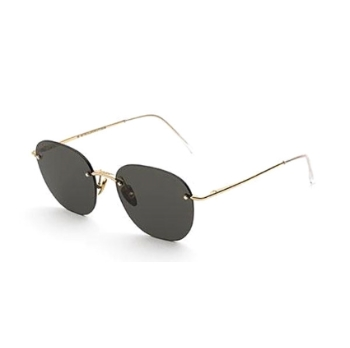 Super Lou IMC0 43C Black Sunglasses
