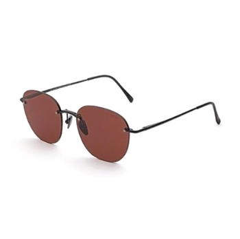 Super Lou IQF3 HJD Warm Brown Sunglasses