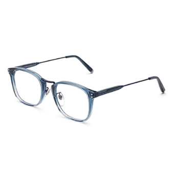 Super Numero 44 IEDJ ACT Blue Faded Eyeglasses