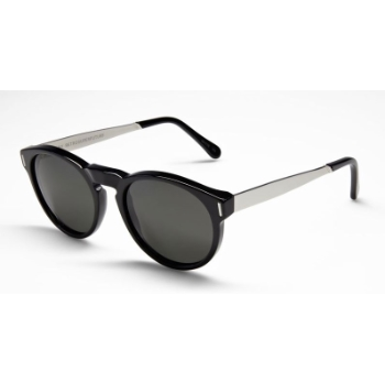 Super Paloma Black/Silver Met & Black 769 Sunglasses