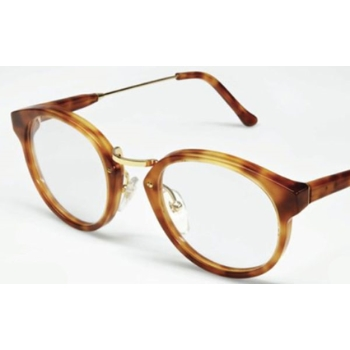 Super Panama Light Havana/Yell/Gold Metal & Light Hav 623 Eyeglasses