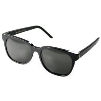 Super People Black 290 Sunglasses