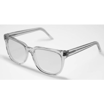 Super People Crystal With Clear Lens 381 Eyeglasses