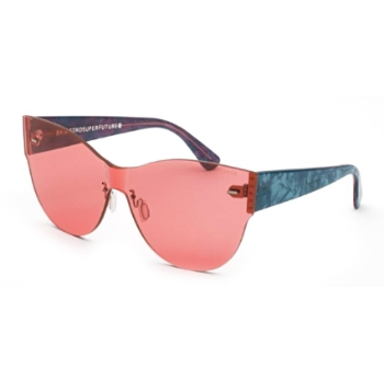 Super Screen Kim I7S4 XBD Amaranth Sunglasses