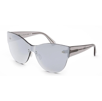 Super Screen Kim IK9I GK7 Silver Sunglasses