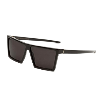 Super W Black IGAV Sunglasses