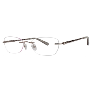 Totally Rimless TR 195 Eyeglasses