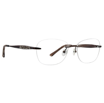 Totally Rimless TR Brilliant 251 Eyeglasses