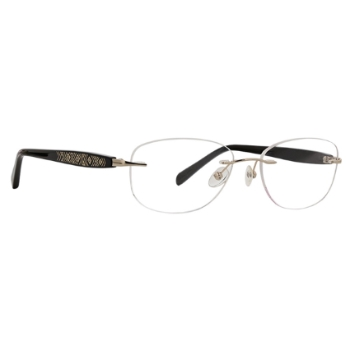 Totally Rimless TR Intaglio 247 Eyeglasses