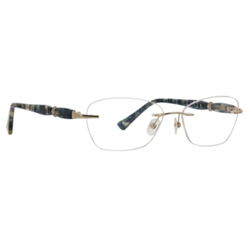 Totally Rimless TR Marquise 248 Eyeglasses