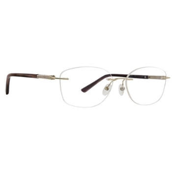Totally Rimless TR Riviere Eyeglasses