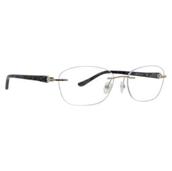 Totally Rimless TR Solitaire 257 Eyeglasses