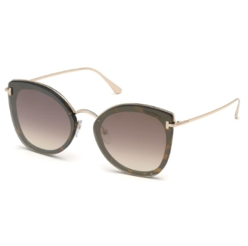 Tom Ford FT0657 Charlotte Sunglasses