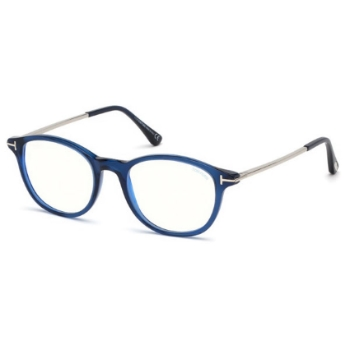 Tom Ford FT5553-F-B Eyeglasses