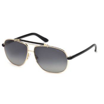 Tom Ford FT0243 Adrian Sunglasses