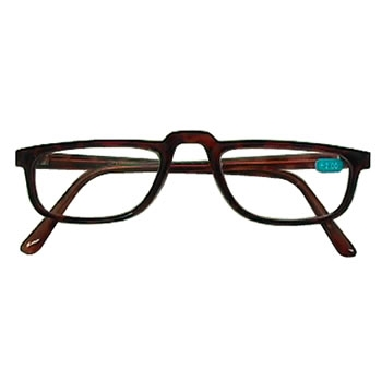 Hilco Readers Tortoise Half-Eye Reader Readers